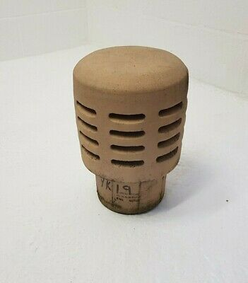 Chimney Pepper Pot Cowl Clay Gas Fire Hepworth • 50£