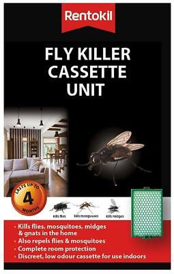 Rentokil Fly Killer Cassette Flies Insect Wasps Mosquitoes Moth Trap • 6.95£