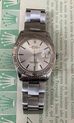 $ CDN7351.30 • Buy Vintage Rolex Datejust 1625 Thunderbird Stainless Steel Excellent Condition.