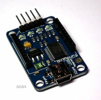 £5.30 • Buy EE1D 1Pc Mini Bluetooth Bee FT232RL USB To Serial Port XBee Adapter For Arduino