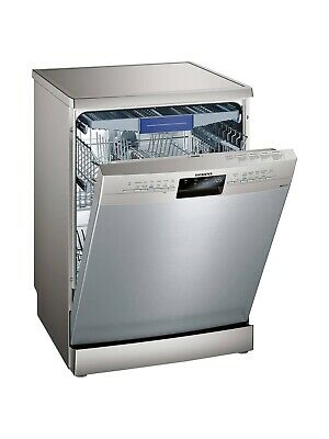 View Details Siemens SN236I00 IQ-300 A++ Dishwasher Full Size 60cm 14 Place Silver HW173088 • 489.00£
