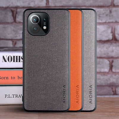 $3.49 • Buy Case For Xiaomi Mi 9 8 SE Lite 9T Mi 10 Pro Play Textile Leather Skin Case Cover