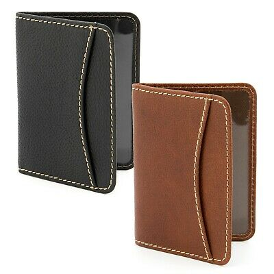 £7.50 • Buy Genuine Leather Oyster Card / Travel Pass Holder