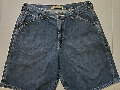 793838f310 Men's Lee Dungarees Cargo Shorts Size Tag Reads 38 Actual Measured Size 36  • 9.77$