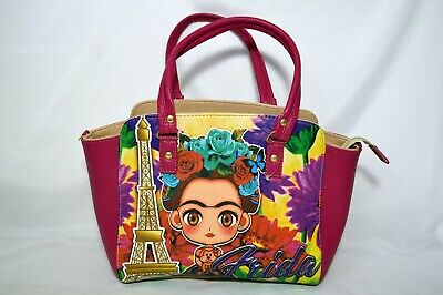 $27.99 • Buy New Bag Frida Kahlo Handbag 100% Mexican Art