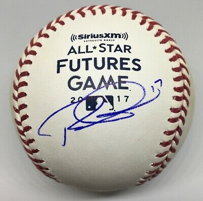 $ CDN92.46 • Buy Rhys Hoskins Signed Autograph 2017 All Star Futures Game Baseball Phillies JSA