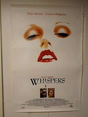 $ CDN33.14 • Buy Movie Posters: WHISPERS, BIG POSTER, Very Cool Poster!!!!