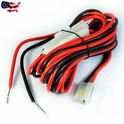AU16.87 • Buy DC Power Cable For Yaesu FTM-3200DR FT-1802M FT-7900R FT-8900R FT-2800M FT-8800R