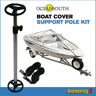 AU37.50 • Buy Oceansouth Boat Cover Support Pole Kit Suits Boats Upto 24ft