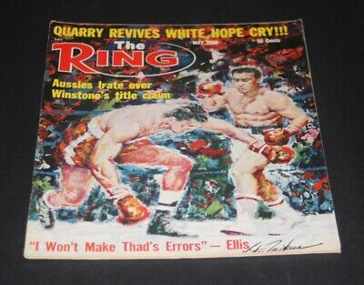 $9.99 • Buy The Ring Boxing Magazine May 1968