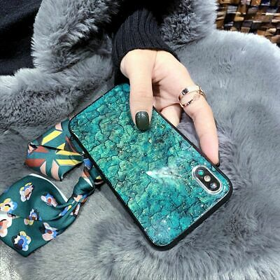 AU7.94 • Buy Glitter Sequin Case Cover For Iphone X XS MAX 10 XR 7 8+ 6s 6 Sexy Soft