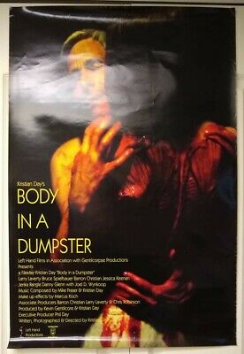 $ CDN31.82 • Buy Movie Posters: Body In A Dumpster, Collector's Item, Movie Never Released