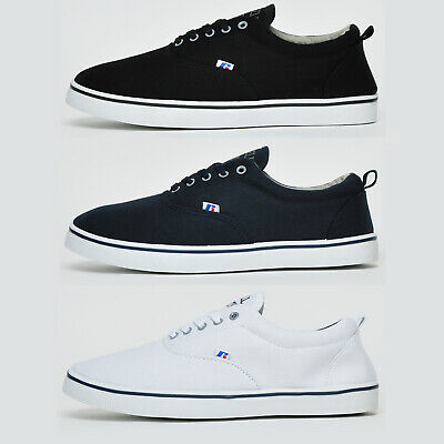 View Details Mens Russell Athletic Summer Holiday Plimsols Pump Trainers From £9.99  FREE P&P • 9.99£