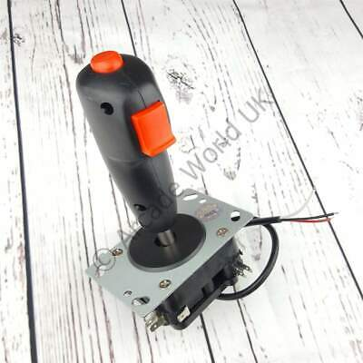£16.50 • Buy Mini Grip 8 Way Arcade Joystick With Trigger And Top Fire Button