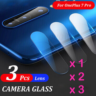 AU1.99 • Buy Tempered Camera Glass For OnePlus 7 Pro 6 5T 1+7 Pro Glass Back Lens Glass Sw