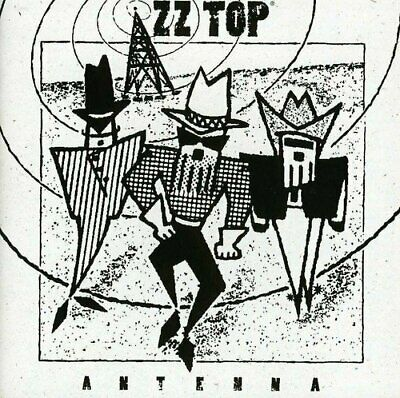AU14.12 • Buy ZZ Top - Antenna [CD]
