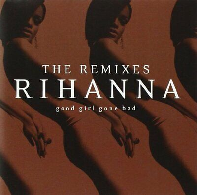AU13.70 • Buy Rihanna - Good Girl Gone Bad: The Remixes [CD]