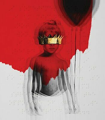 AU12.26 • Buy Rihanna - Anti [CD]