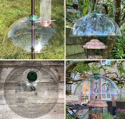 Squirrel Proof Baffle Protection For Wild Bird Feeders And Wooden Bird Tables • 14.99£