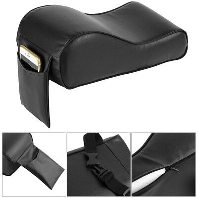 $ CDN21.29 • Buy Armrest Pad Cushion Mat Covers Interior Parts With Cell Phone Pocket Mouldings