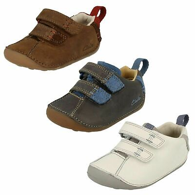 £24 • Buy Boys Clarks First Shoes 'Cruiser Time'