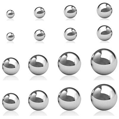 AU2.39 • Buy G10 Precision Steel Ball Dia 1mm-9.525mm Bearing Ball For Bicycle Car Motorcycle