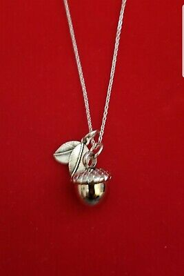 Cremation Jewelry For Ashes, Acorn Urn Necklace,  Memorial Keepsake,  Ashes  • 29$