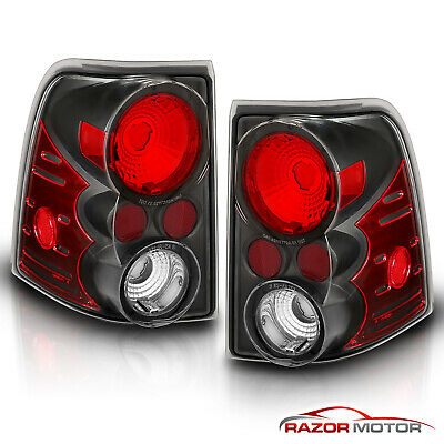 2004 Ford Explorer Tail Lights
