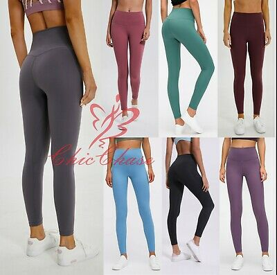 FITINCLINE Women's Leggings Buttery Soft Yoga Pant Gym Fitness Running Sports  • 21.99£