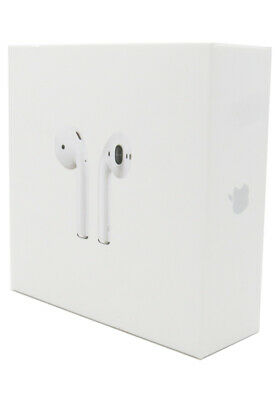 $ CDN140.40 • Buy Apple AirPods 2nd Generation Wireless Earbuds & Charging Case MV7N2AM/A New H1
