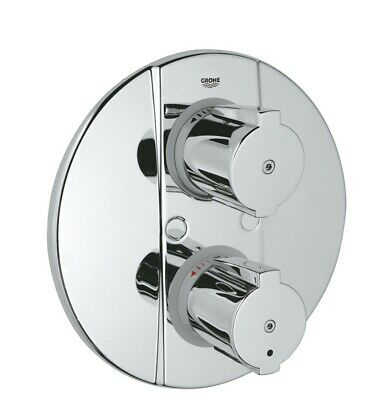 Grohe - Grohtherm 2000 - 19416000 Thermostatic Shower Mixer Valve Trim • 135£