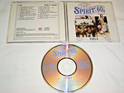 CD - Time Life The Spirit Of The 60s 1964 - TL531/01 # R3 • 4£