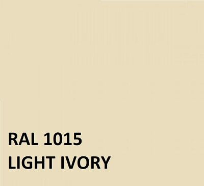 £16.45 • Buy RAL LIGHT IVORY  RAL1015 Agricultural Tractor Machinery Enamel Gloss Paint