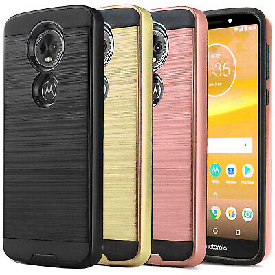 AU5.46 • Buy For Motorola Moto G7 Plus Z4 G6 Play G7 Power Rugged Armor Shockproof Cover Case