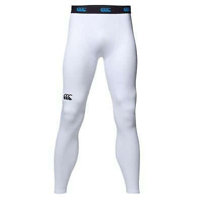 NEW XS Canterbury LEGGINGS Base Layer COLD Bottoms 27  Waist Mens Compression • 12.99£