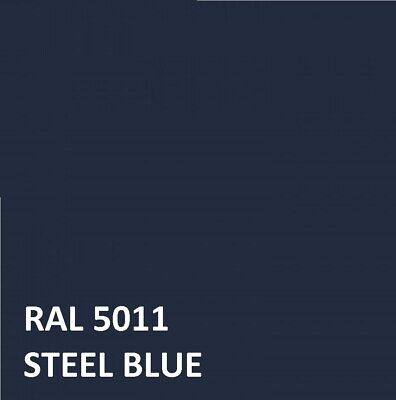 £16.45 • Buy RAL STEEL BLUE RAL5011 Agricultural Tractor Machinery Enamel Gloss Paint