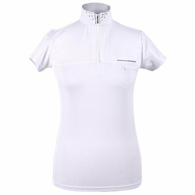 £34.95 • Buy Qhp Kyra Ladies Competition Show Shirt Dressage Jumping