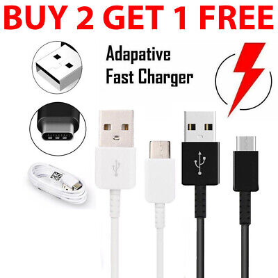 $ CDN3.36 • Buy Fast Charger For Samsung Galaxy S8 / S9+ Plus Type C USB-C Sync Charging Cable