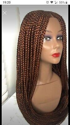 £70 • Buy Box Braided Hand Made Wigin Colour 340. Light Brown, In Stock!!