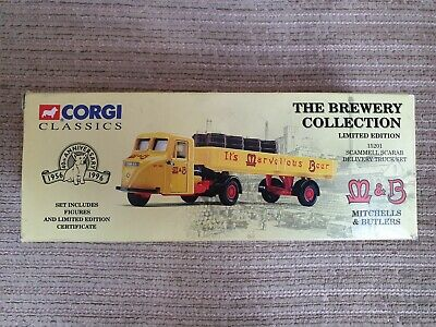 £20 • Buy Corgi 15201 Scammell Scarab Delivery Truck Set Limited Edition