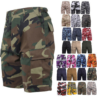 $27.99 • Buy Tactical BDU Shorts Military Camo Cargo Shorts Army Fatigues Camouflage Uniform