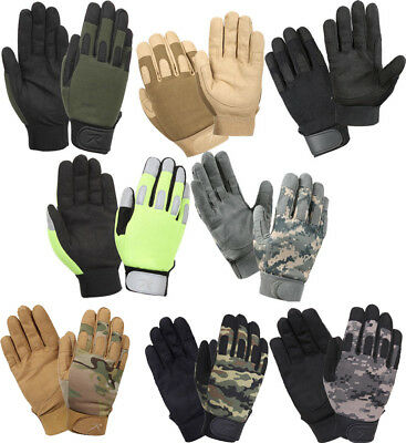 $17.99 • Buy Lightweight Tactical Duty Gloves Camo Work Military Army All Purpose Outdoor