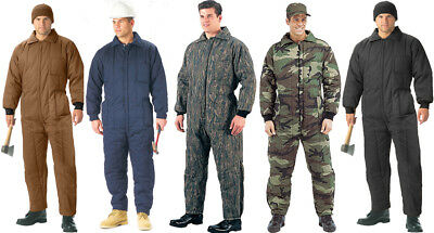 $92.99 • Buy Cold Weather Heavy Duty Insulated Coveralls Jumpsuit Snow Work Suit