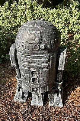 Stone Garden Star Wars Large R2d2 Statue Detailed Gift Ornament • 36.95£
