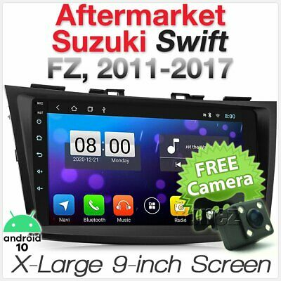 AU437.21 • Buy 9  Android Car MP3 Player Suzuki Swift 2013 2014 2015 FZ Radio Stereo MP4 GPS OZ