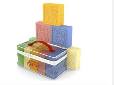 Ht26 Savon De Marseille French Soap Pack Of 5 • 15£