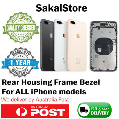 AU37.96 • Buy IPhone 6 6S 7 8 & 8 Plus Rear Housing Casing Cover Frame Back Assembly