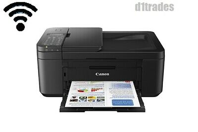 View Details Canon PIXMA Wireless Office All-in-One Printer Copier Scanner Fax, INK INCLUDED • 55.95$
