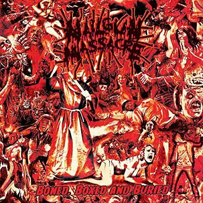 Nailgun Massacre - Boned, Boxed And Buried [CD] • 11.51£