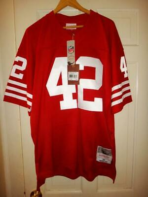 huge discount a3259 cd8fb 49ers throwback jersey